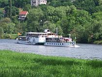 Sächsische Dampfschifffahrt | © Yado | pixelio.de