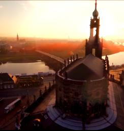 Luftaufnahmen Dresden