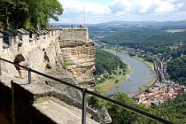 Festung Königstein | © Hans-Christian Hein | pixelio.de
