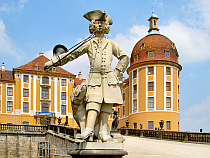 Moritzburg Schloß | © Bildpixel | pixelio.de