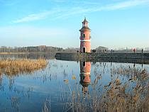 Moritzburg Leuchtturm | © Bildpixel | pixelio.de