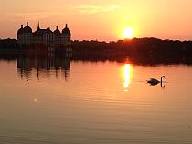 Moritzburg Sonnenuntergang | © Projektwerk Dresden