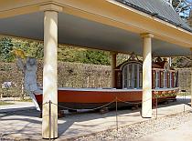 Pillnitz Schaluppe | © Bildpixel | pixelio.de